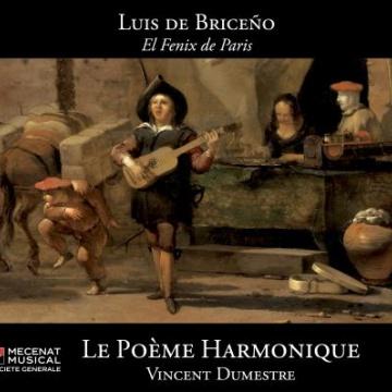 Luis de Briceño - El Fenix de Paris