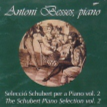 The Schubert Piano Selection vol. 2