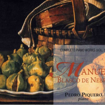 Blasco de Nebra - Complete Piano works vol.1