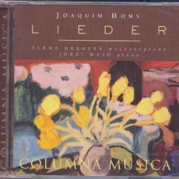 Joaquim Homs: Lieder