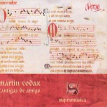 Martin Codax: Cantigas de amigo