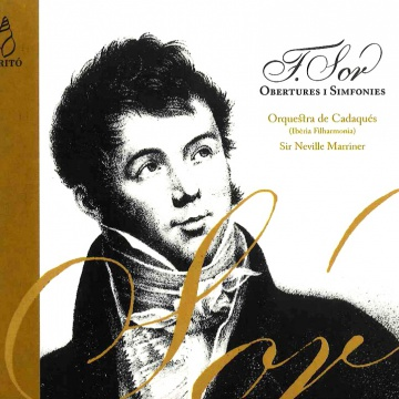 Ferran Sor: Obertures i simfonies