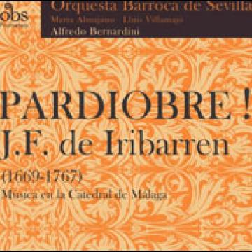 Pardiobre! Música en la catedral de Málaga