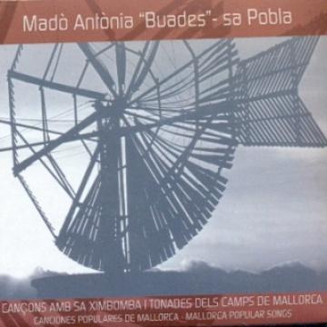 Cançons amb sa ximbomba i tonades dels camps de Mallorca