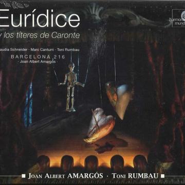 Eurídice y los títeres de Caronte