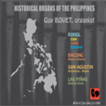 Historical Organs of the Philippines box 4 CD vol.1 à 4