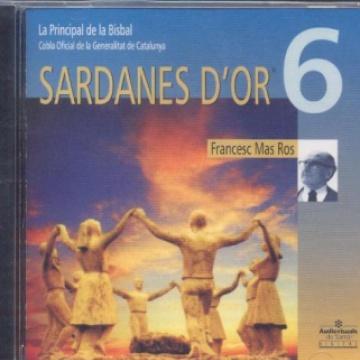 Sardanes d'or Vol.6