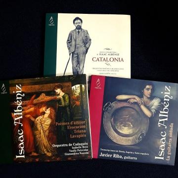 OFERTA: Lot 3 CD d'Albéniz