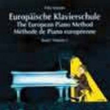 Método europeo de piano vol. 3 (CD)