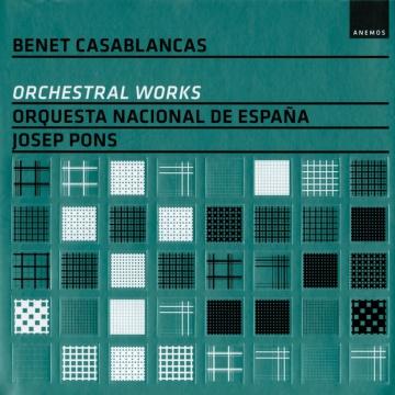 Benet Casablancas: orchestral works