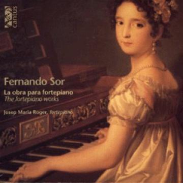 Fernando Sor,  La obra para fortepiano