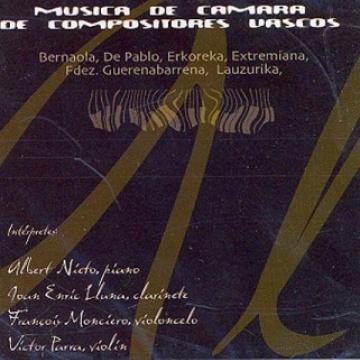 Música de cámara de compositores vascos
