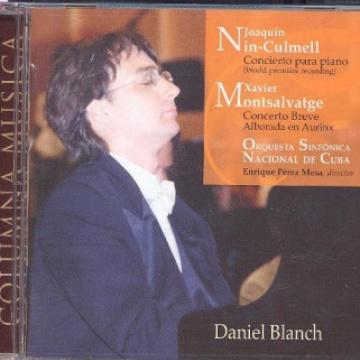 Spanish piano concertos