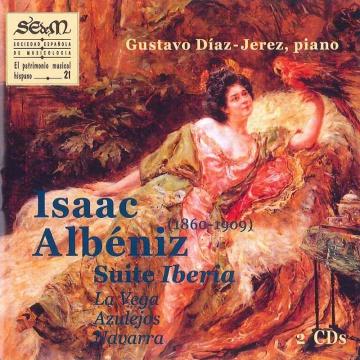 Isaac Albéniz - Suite Iberia