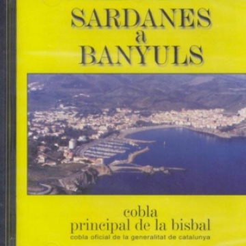 Sardanes a Banyuls