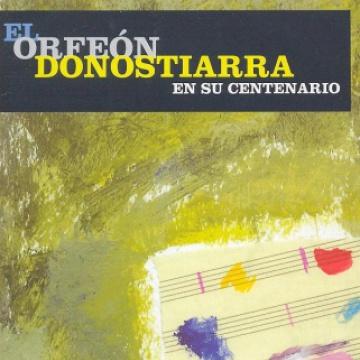 Orfeó Donostiarra, centenari