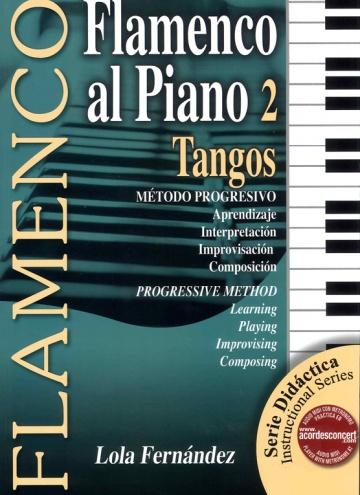 Flamenco al piano II - tangos