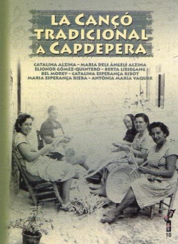 La cançó tradicional a Capdepera