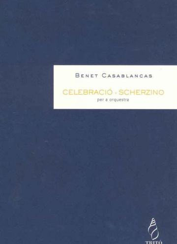 Celebració. Scherzino