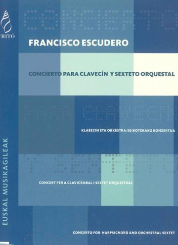 Concierto para clavecín y sexteto orquestal