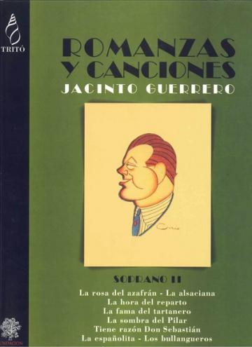 Romanzas and songs - Soprano  II
