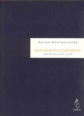 Sinfonietta-Concerto (reducció per a piano)