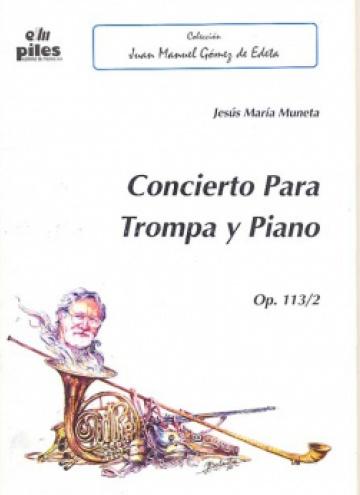 Concert per a trompa i piano Op. 113/2