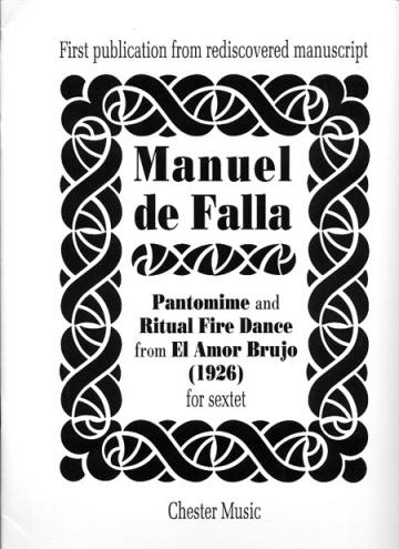 Pantomima y ritual de la dansa de fuego del Amor Brujo