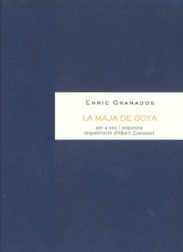 La maja de Goya (Tonadillas)