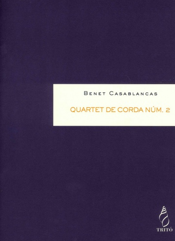 Quartet de corda núm.2