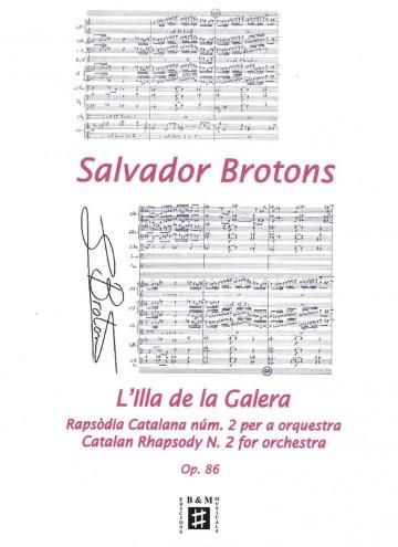 L'illa de la Galera, op.86
