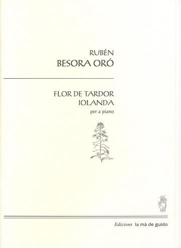 Flor de tardor / Iolanda