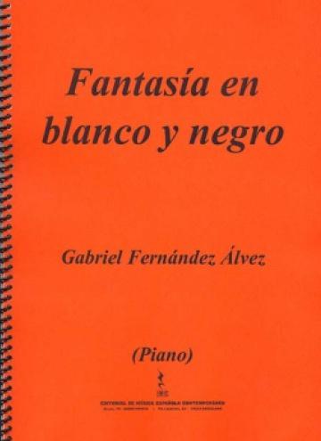 Fantasía en blanco y negro