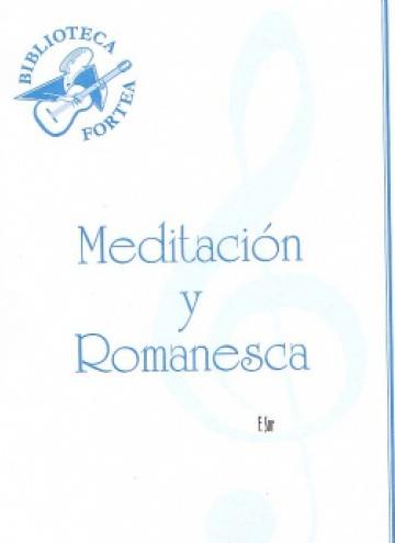 Meditación y Romanesca