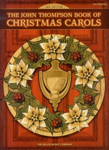 The John Thompson book Christmas Carols