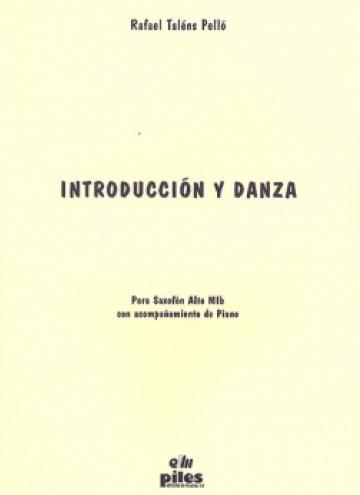 Introducción y danza (saxofón y piano)