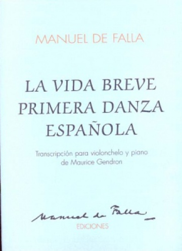 La vida breve - Primera dansa espanyola