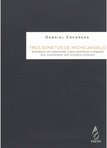 Tres Sonetos de Michelangelo