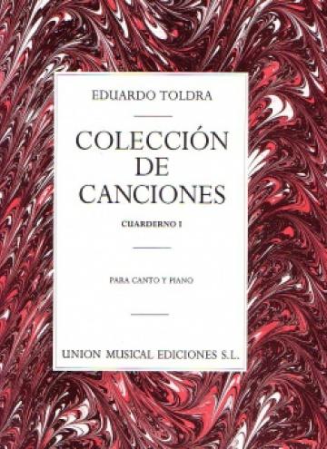 Colección de canciones (cuaderno 1)
