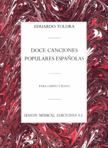 Twelve Spanish Folksongs