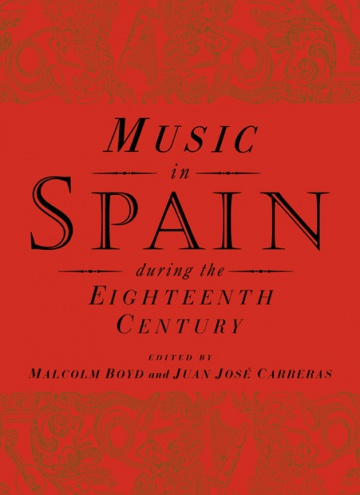 Music in Spain during Eighteenth Century