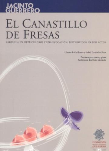 El canastillo de fresas (voz y piano)