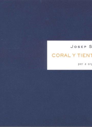 Coral y tiento partido