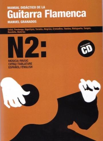 Manual didáctico de la Guitarra Flamenca vol.2