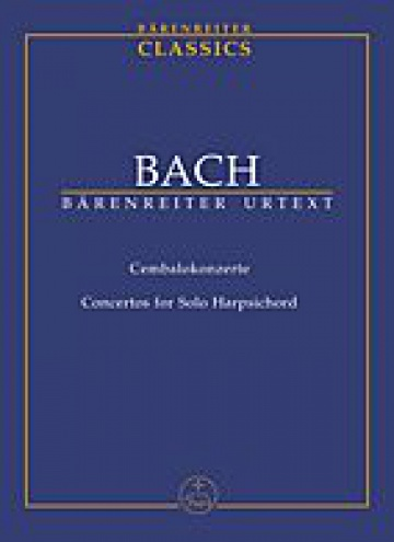 Concertos for Harpsichord - pocket