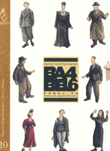 Babel 46, opera (vocal score)