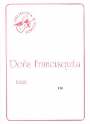 Doña Francisquita-Fantasía