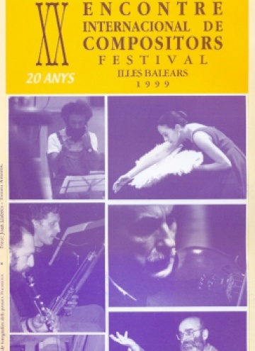 XX Encontre Internacional de Compositors (Festival Illes Balears, 1999)