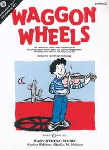 Waggon Wheels (violín con CD)