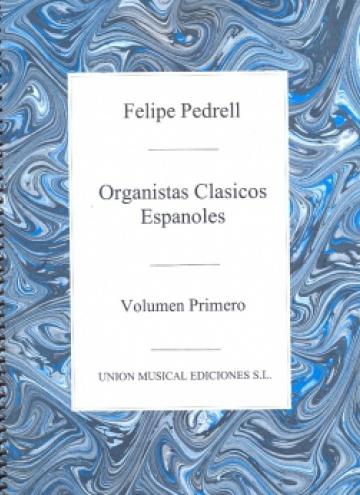 Antología de organistas clásicos españoles, vol. 1